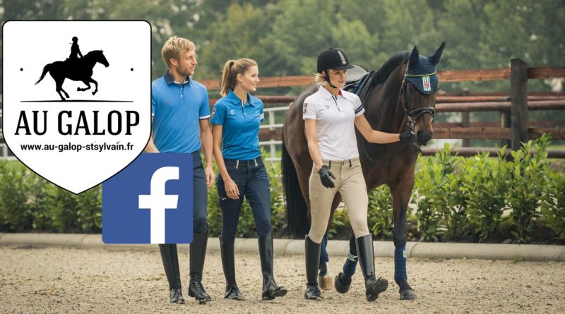 Suivez nous sur notre page Facebook!